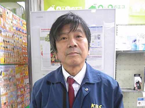 対馬江店 店長